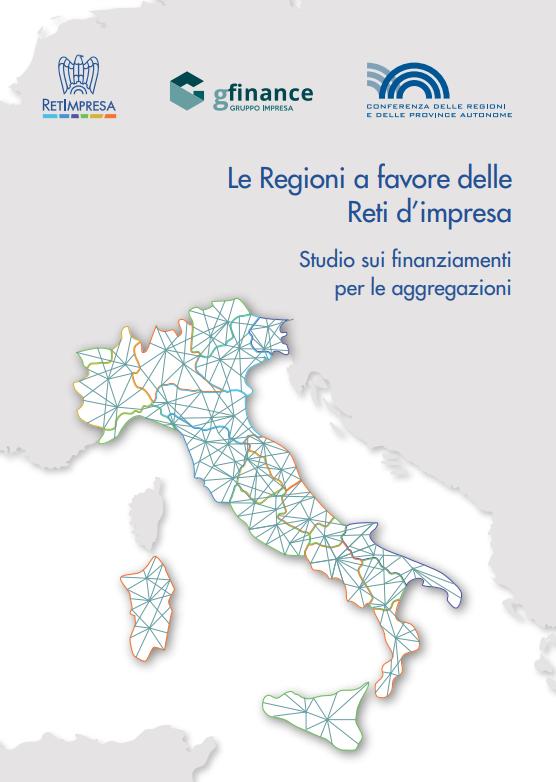 le regioni a favore delle reti di impresa