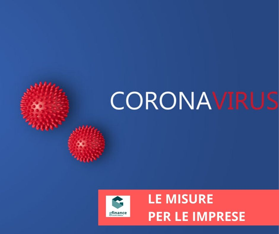 Coronavirus aiuti imprese